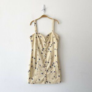 NWT ASOS Floral Cami Dress Size 12